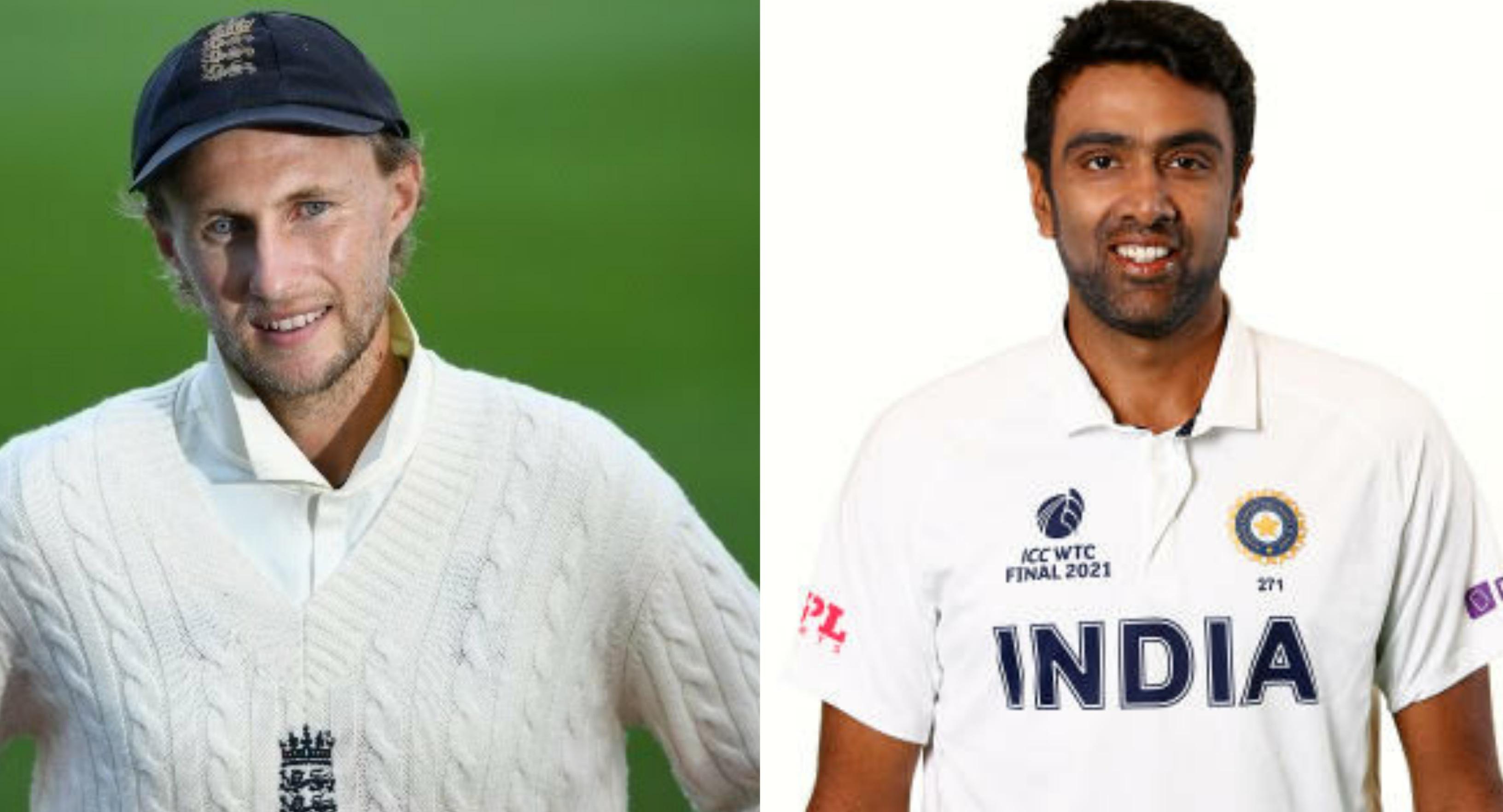 Joe Root and Ravichandran Ashwin