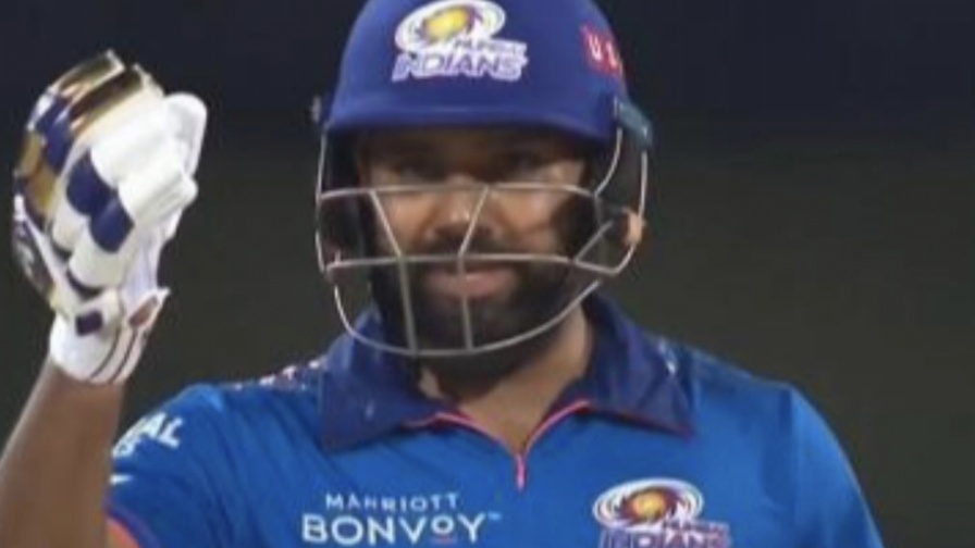Watch: When Rohit Sharma lost his cool after umpiring error