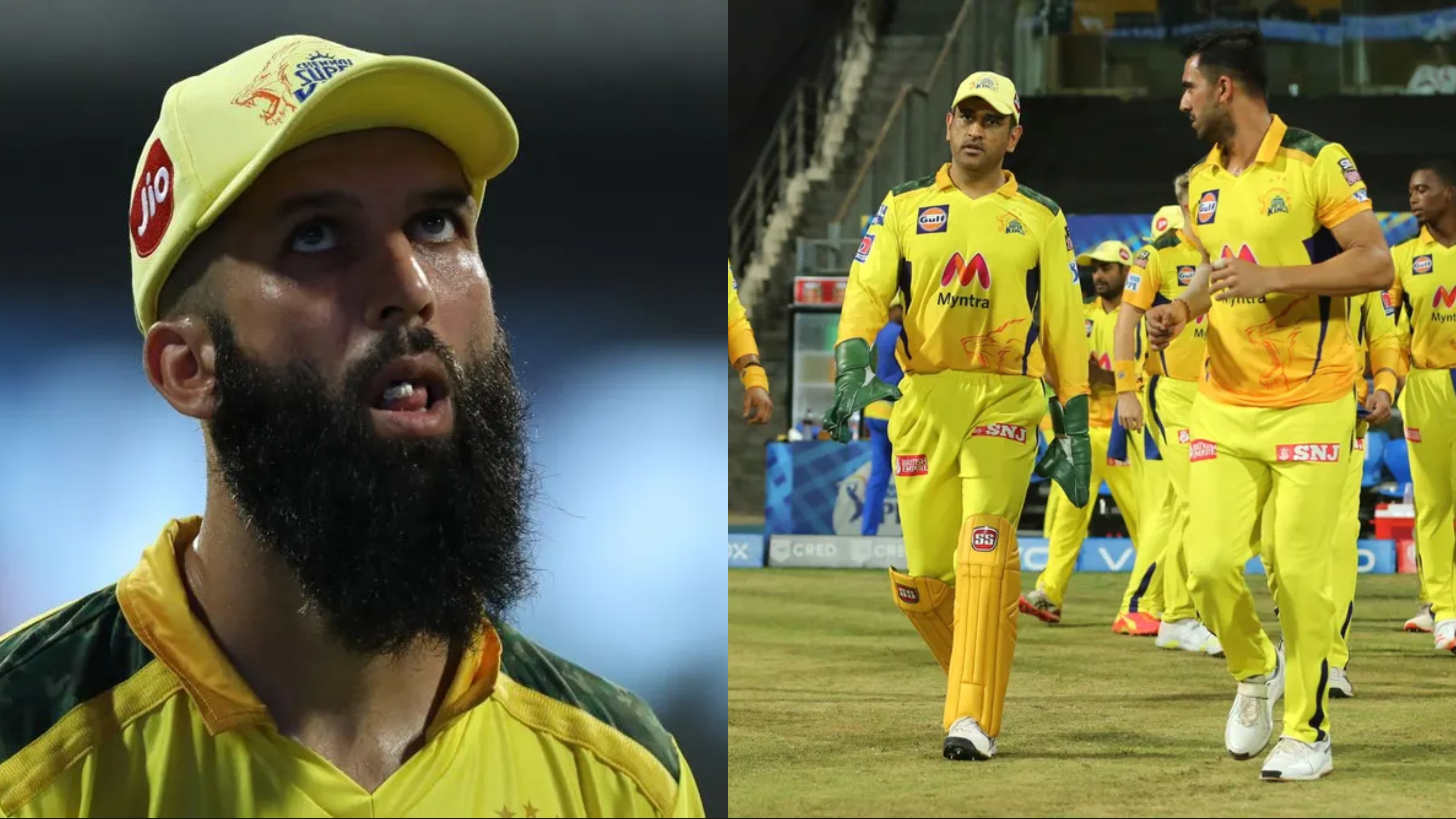 IPL 2021: Why is Moeen Ali not playing for CSK?