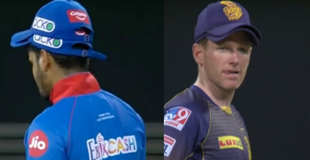 Here's the reason why fielders are wearing 2 caps in IPL matches