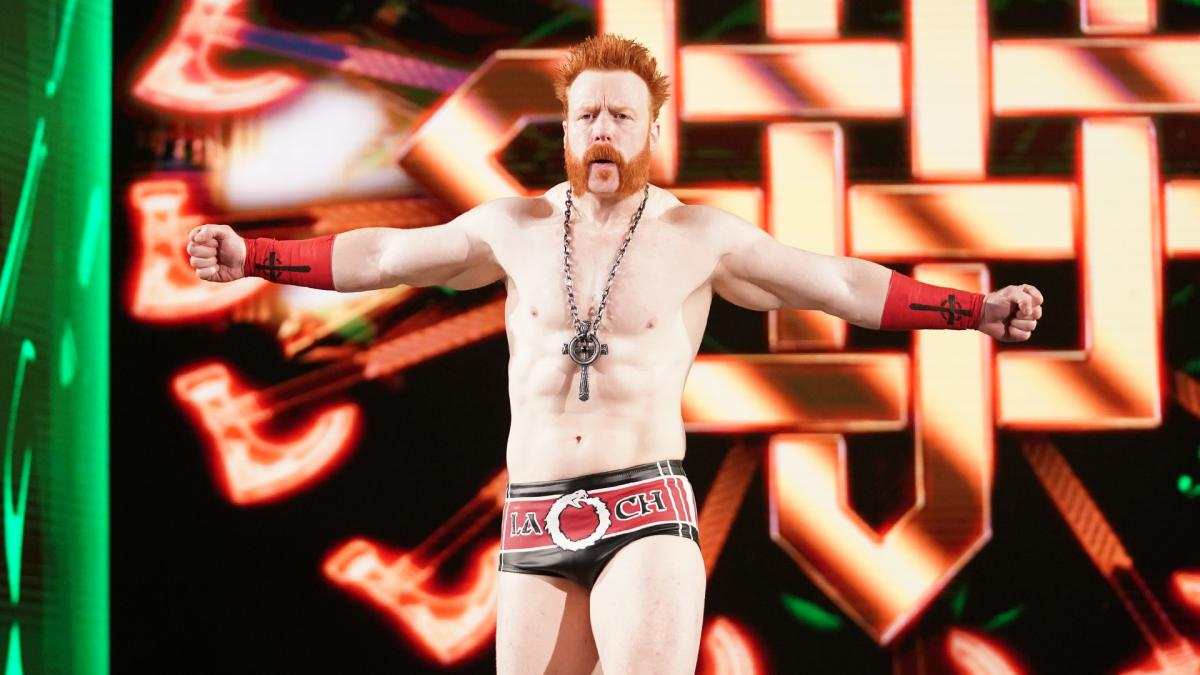 Reported reason behind Sheamus winning US title at WrestleMania 37