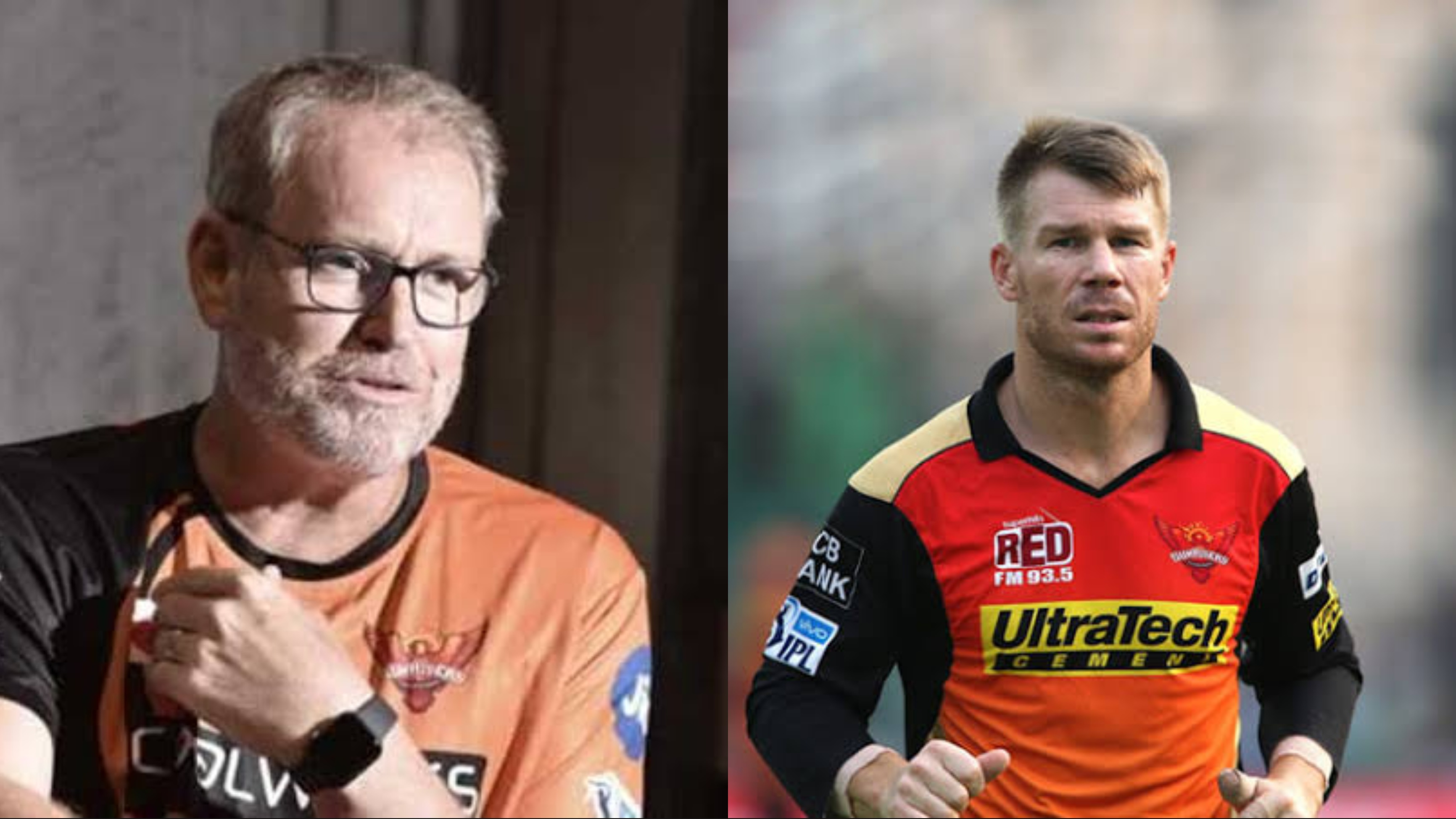 Tom Moody discloses the reason why David Warner is not playing against RR