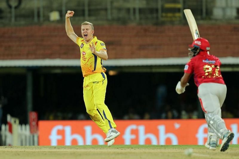 Mumbai Indians add Scott Kuggeleijn to the squad as a reserve player