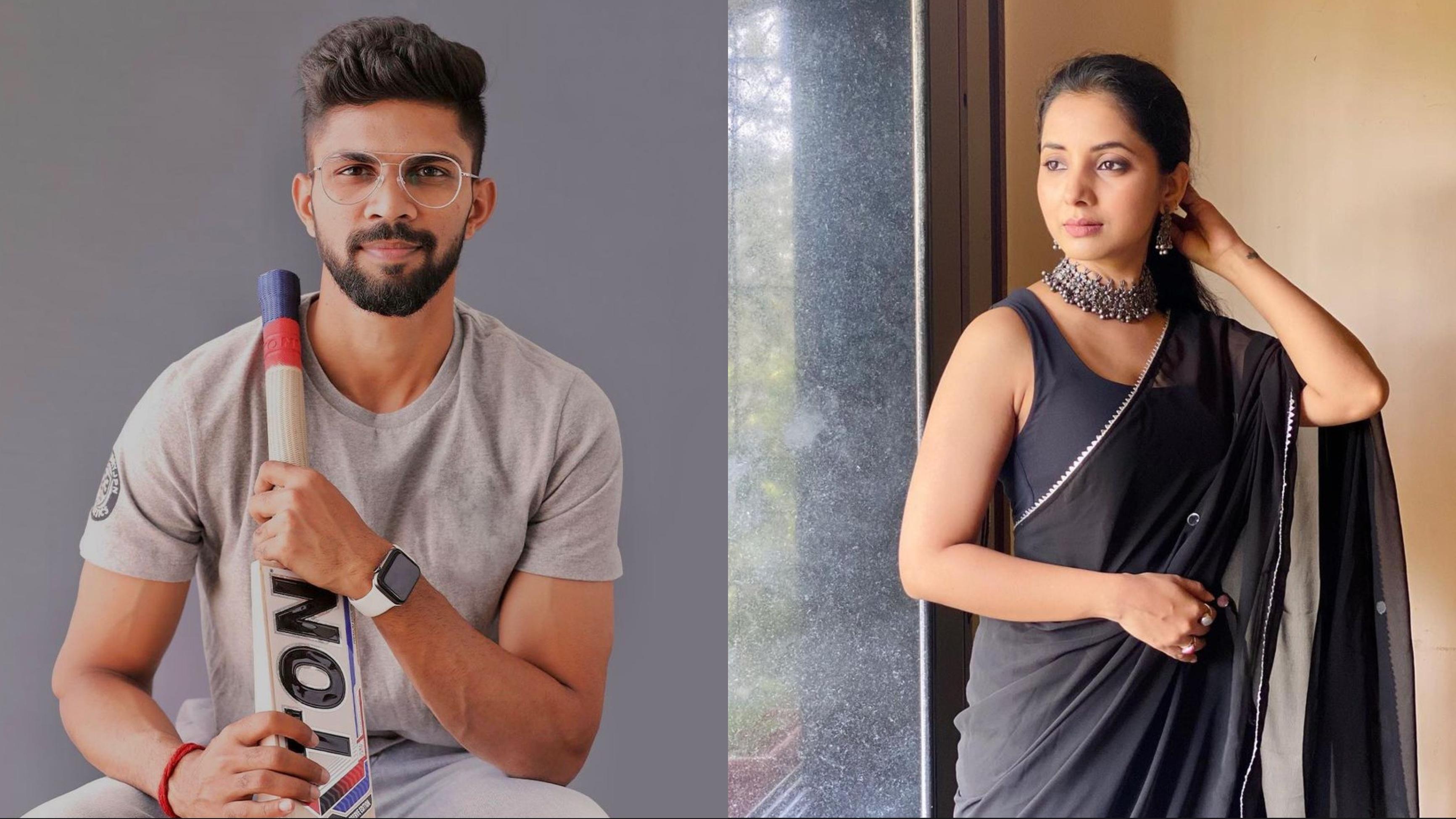 Ruturaj Gaikwad silences rumors of his relationship with Sayali Sanjeev
