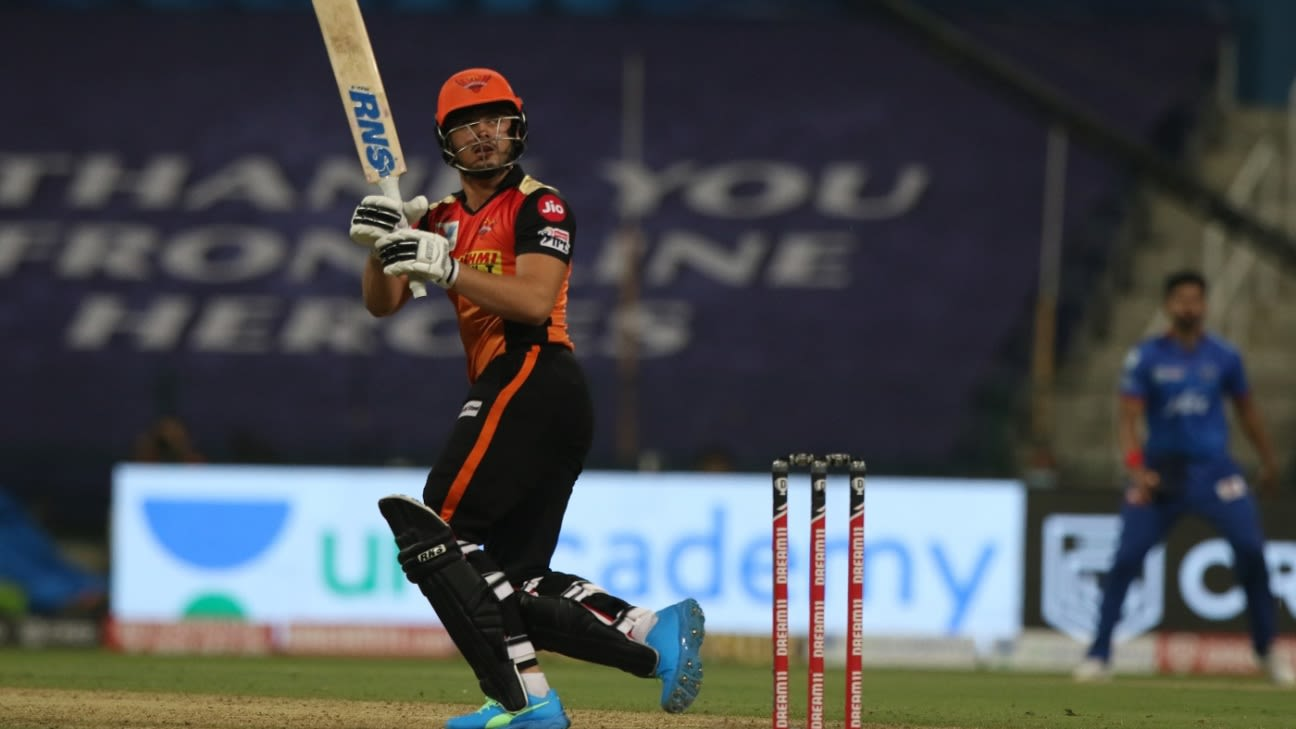 Why Abdul Samad is not playing today in IPL 2021?