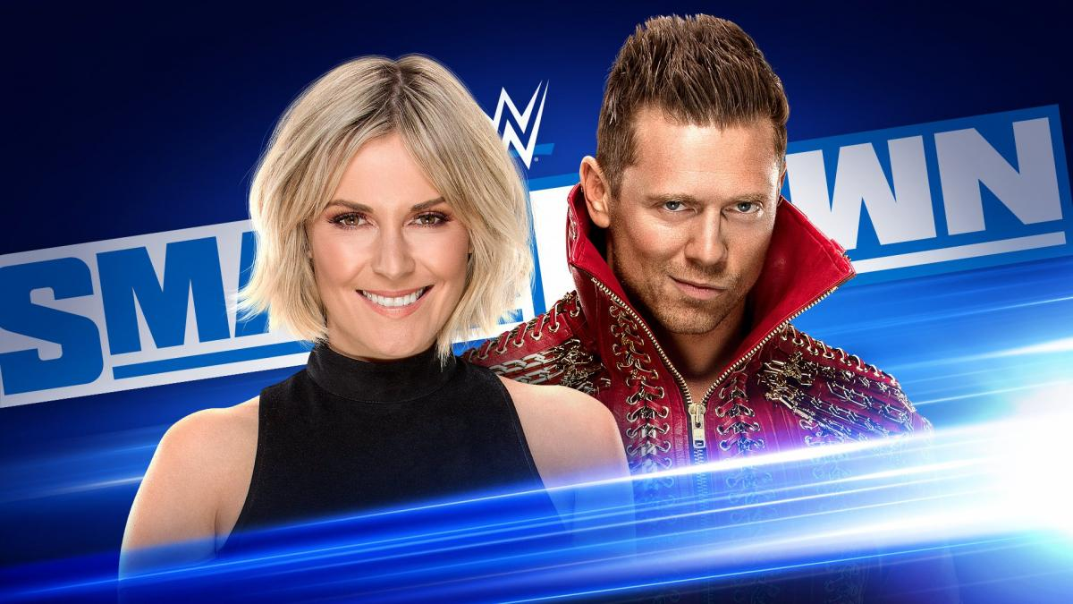Renee Paquette reacts to The Miz's transformation