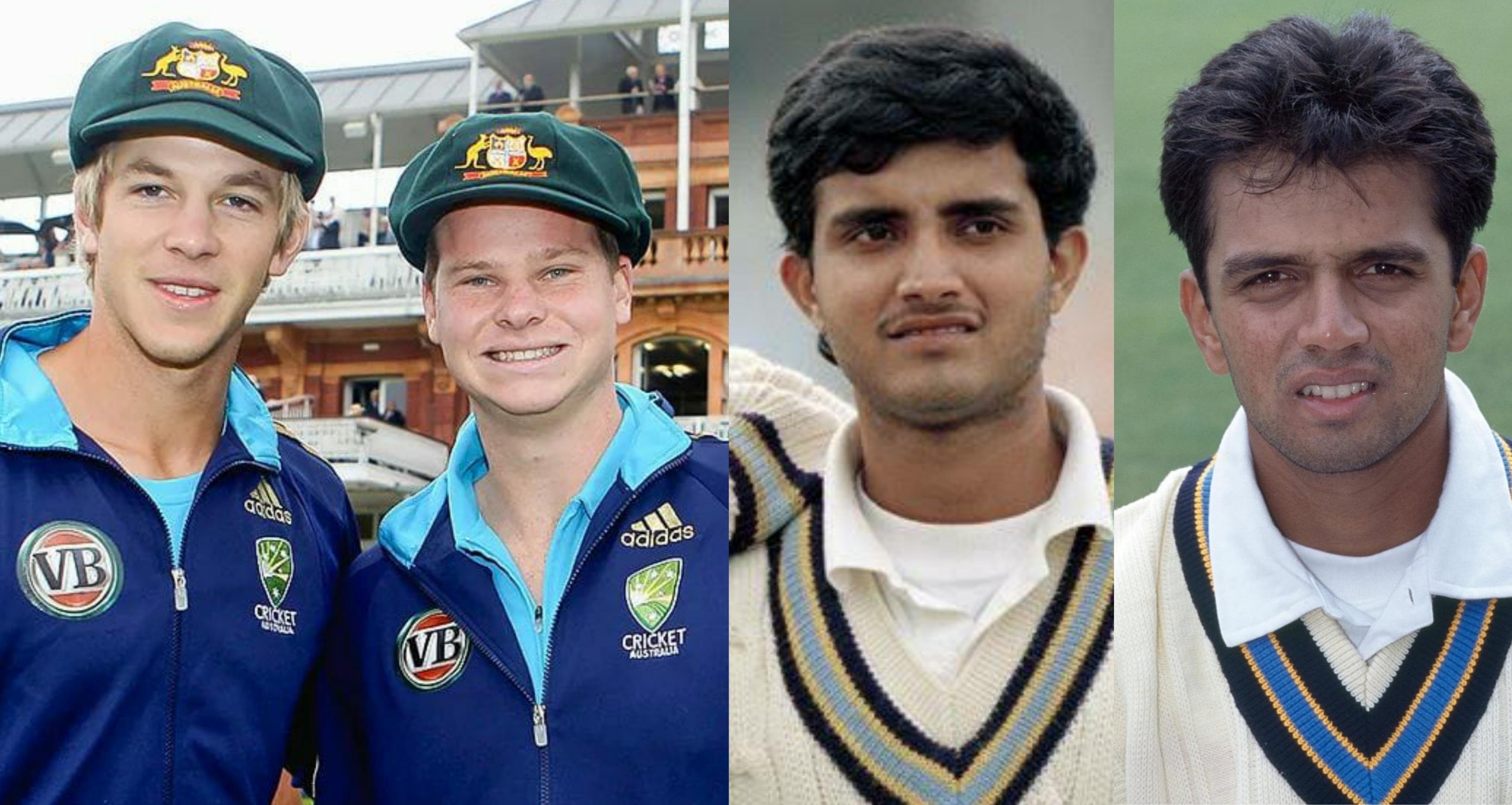 Popular cricketers