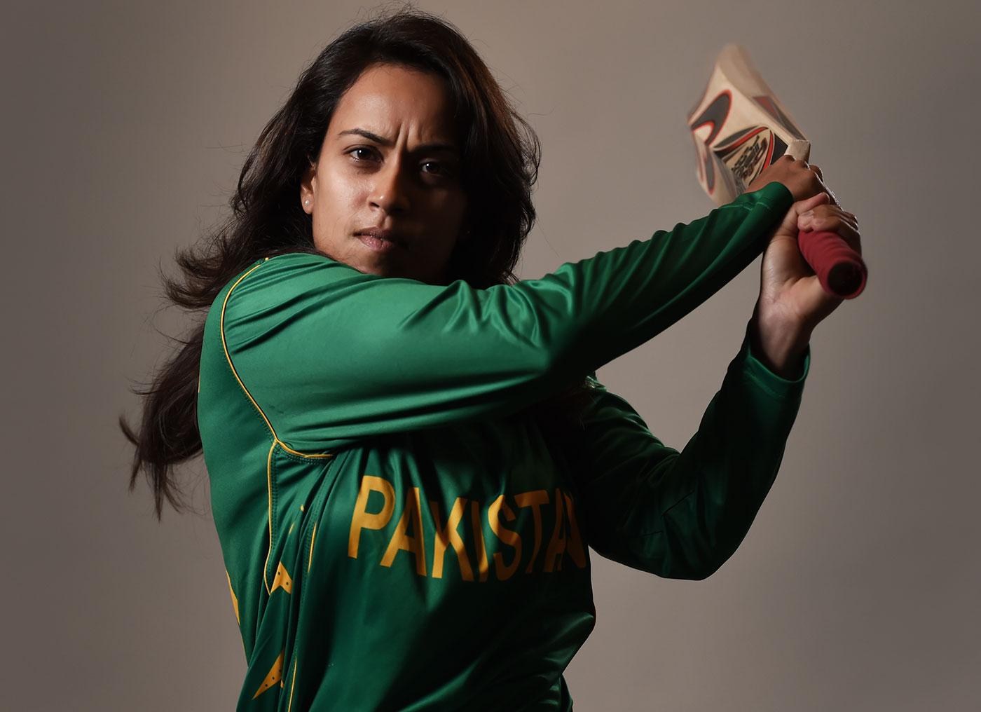 Pakistani women's cricketer Nain Abidi to play for USA soon