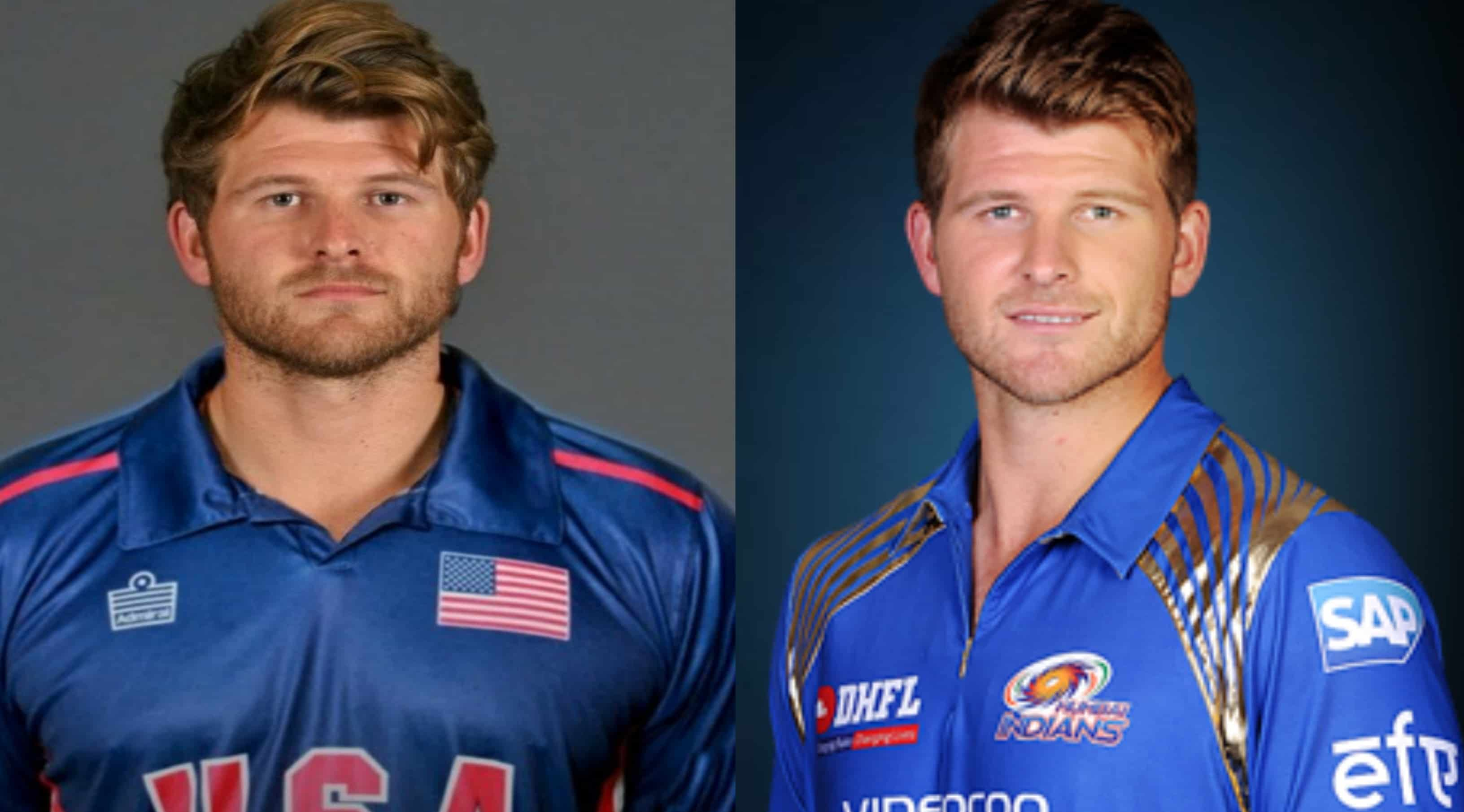 5 IPL players who are now involved with USA Cricket