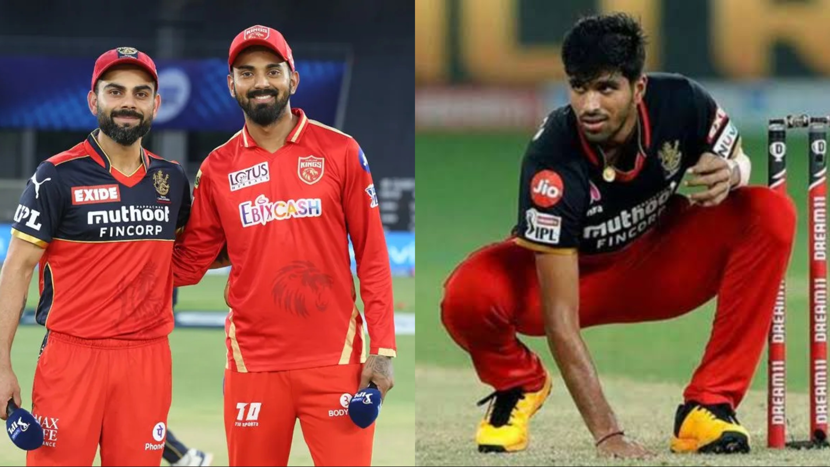 Here's why Washington Sundar is not playing against Punjab Kings tonight
